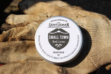 Gentleman Beard Balm Sandalwood and Bourbon by Small Town Beard Company Texas