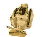 ScutumTactical Concealed Carry Gun Hand Bag 12""