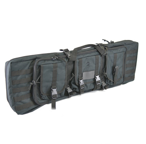 "36"" Gun Tactical Rifle Soft Bag Double Carbine Hunting Pack - ScutumTactical"