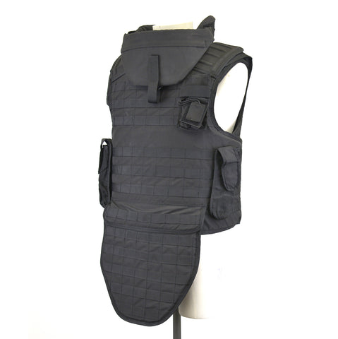 ScutumTactical Level IIIA Full-body Protection - ScutumTactical