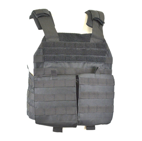 ScutumTactical Nylon Carrier Pockets Style - ScutumTactical