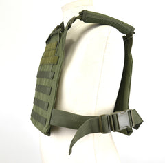 ScutumTactical Nylon Plate(Panel) Carrier Simply Style - ScutumTactical