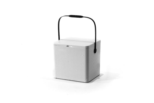 "LoBoy ""Tag Along"" Thick Wall Foam Cooler #117H"