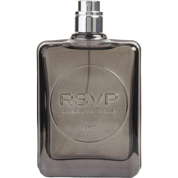 RSVP by Kenneth Cole for Men 3.4 oz EDT Spray Tester - Perfumes Los Angeles