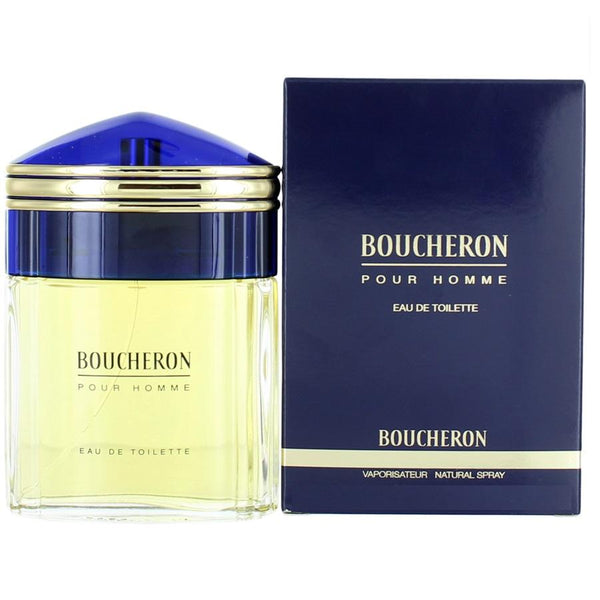 Boucheron Pour Homme by Boucheron for Men 1.0 oz EDT Spray - Perfumes Los Angeles