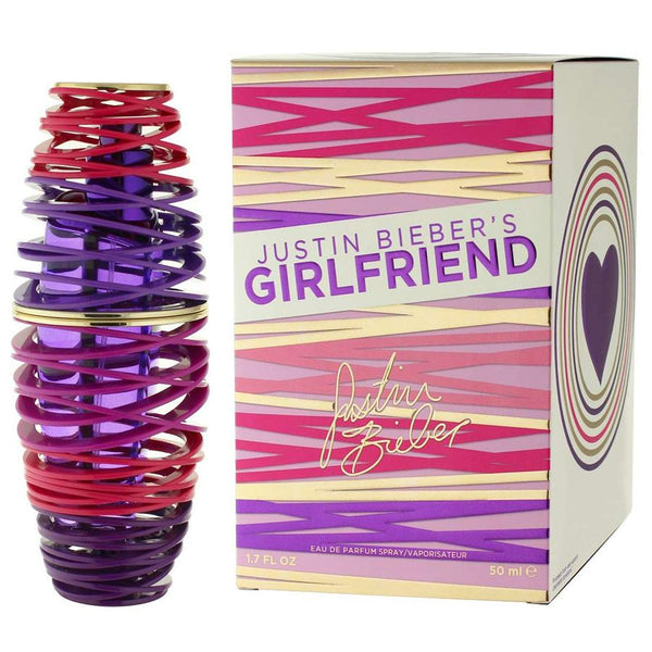 Girlfriend by Justin Bieber for Women