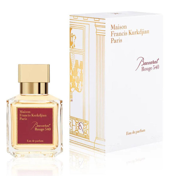 Baccarat Rouge 540 by Maison Francis Kurkdjian for Unisex 2.4 oz EDP Spray - Perfumes Los Angeles
