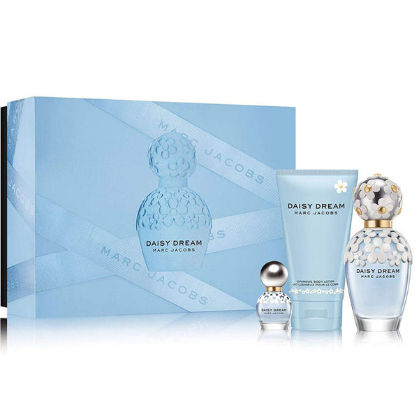 Daisy Dream by Marc Jacobs for Women 3.4 oz EDT Gift Set