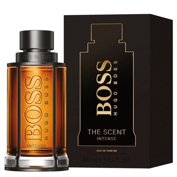 Boss The Scent Intense by Hugo Boss for Men 3.4 oz EDP Spray