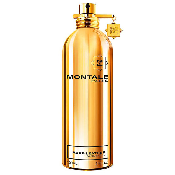 Aoud Leather by Montale for Unisex 3.4 oz EDP Spray