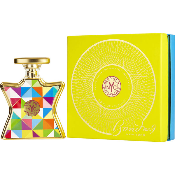 Astor Place by Bond No. 9 for Unisex 3.4 oz EDP Spray - Perfumes Los Angeles