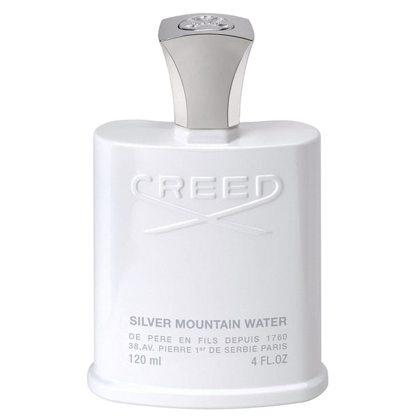 Silver Mountain Water by Creed for Unisex 4.0 oz EDP Spray Tester - Perfumes Los Angeles