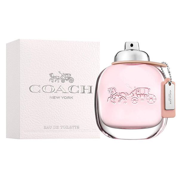 Coach New York by Coach for Women 3.0 oz EDT Spray