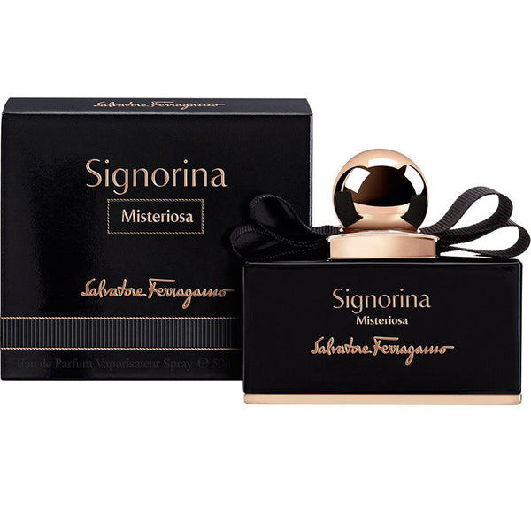 Signorina Misteriosa by Salvatore Ferragamo for Women 3.4 oz EDP Spray