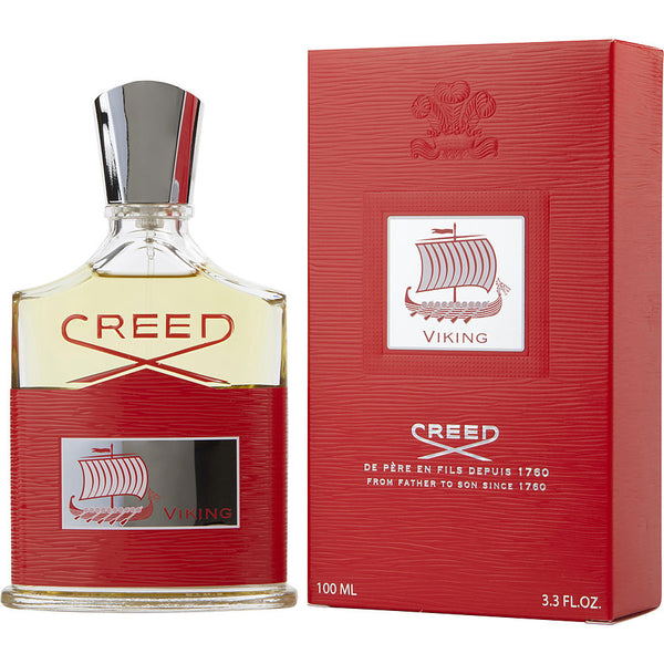 Viking by Creed for Men 3.4 oz EDP Spray - Perfumes Los Angeles