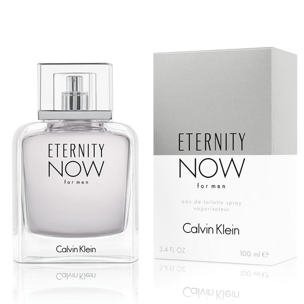 Eternity Now by Calvin Klein for Men 3.4 oz EDT Spray