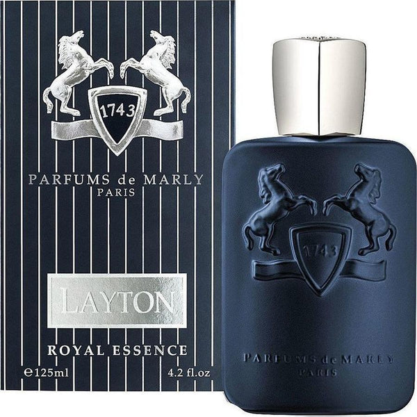Layton by Parfums de Marly for Unisex 4.2 oz EDP Spray - Perfumes Los Angeles
