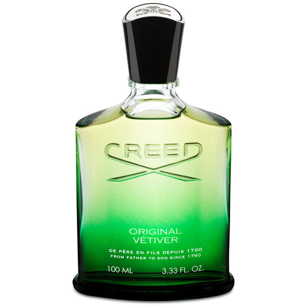 Original Vetiver by Creed for Unisex 3.4 oz EDP Spray Tester