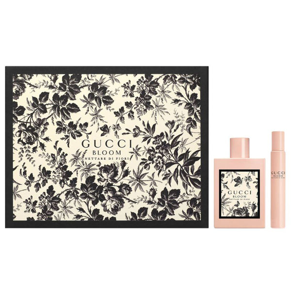 Gucci Bloom Nettare di Fiori by Gucci for Women 3.4 oz EDP Gift Set
