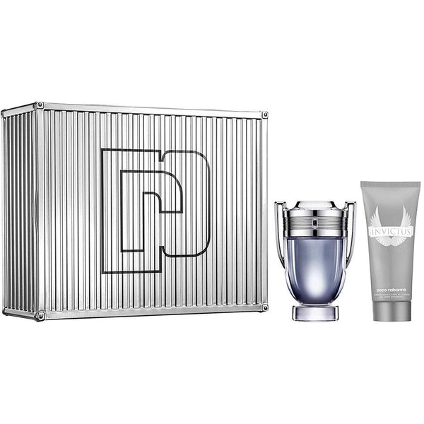 Invictus by Paco Rabanne for Men 3.4 oz EDT Gift Set - Perfumes Los Angeles