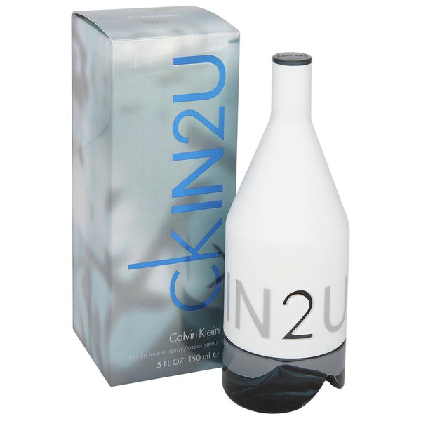 CK IN2U by Calvin Klein for Men 5.0 oz EDT Spray - Perfumes Los Angeles