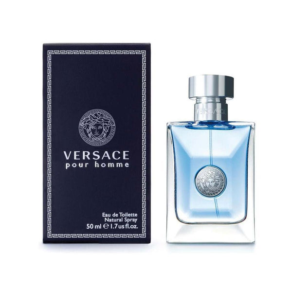 Versace Pour Homme by Versace for Men 1.7 oz EDT Spray - Perfumes Los Angeles