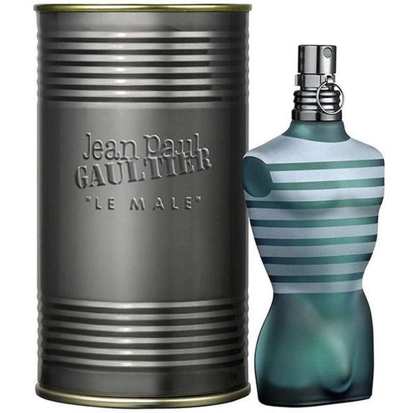 Le Male by Jean Paul Gaultier for Men 2.5 oz EDT Spray - Perfumes Los Angeles