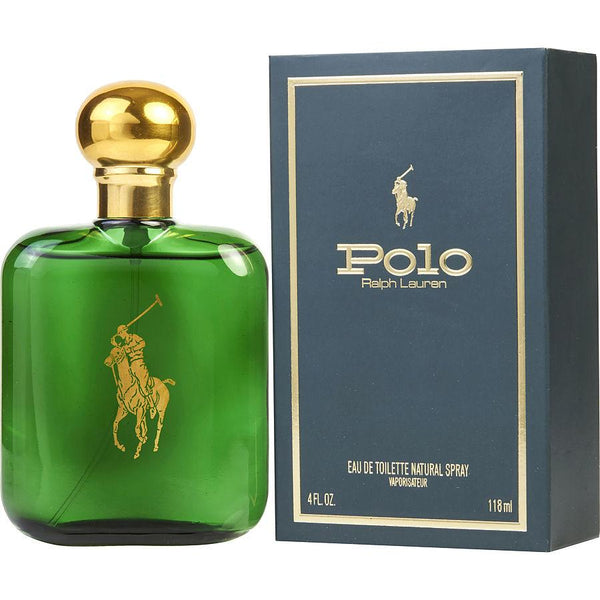 Polo by Ralph Lauren for Men 4.0 oz EDT Spray - Perfumes Los Angeles