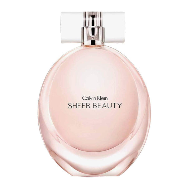 Sheer Beauty by Calvin Klein for Women 3.4 oz EDT Spray
