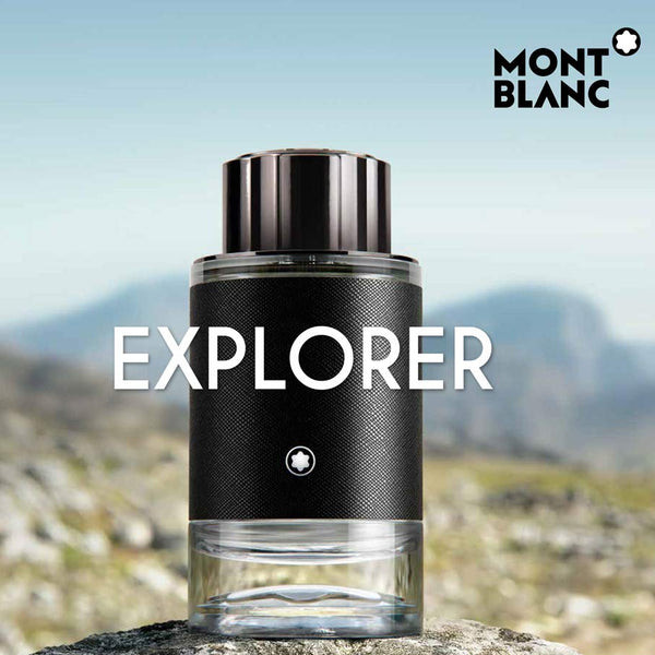 Explorer by Montblanc for Men 3.3 oz EDP Spray