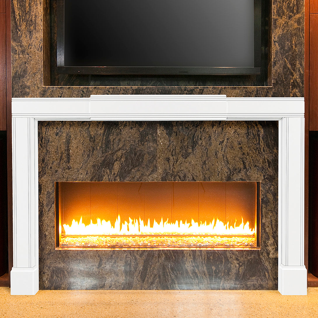 Pearl Mantels Emory 201 Adjustable Mantel Surround