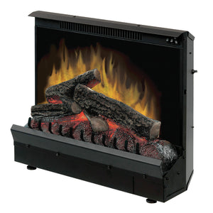 "Dimplex Standard 23"" Electric Fireplace Insert Log Set - DFI2309 - Fireplace Choice"