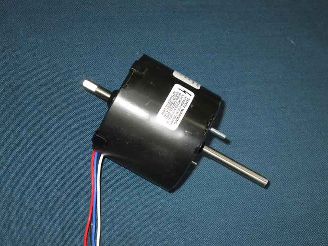 3-Speed Motor for Buck Wood Stoves - 1MBS2 - Fireplace Choice