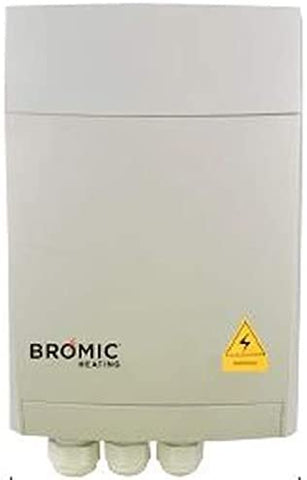Bromic Heating - BH3130010-1 On/Off Switch for Smart-Heat Electric and Gas Heaters with Wireless Remote - Fireplace Choice