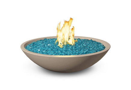 "American Fyre Designs 32"" Marseille Gas Fire Bowl - Fireplace Choice"