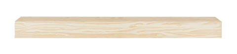 Pearl Mantels 355 Cherokee Mantel Shelf - Fireplace Choice