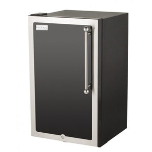Fire Magic Echelon Black Diamond Compact Refrigerator - 4 cu.ft.  - 3598H-DL/R - Fireplace Choice