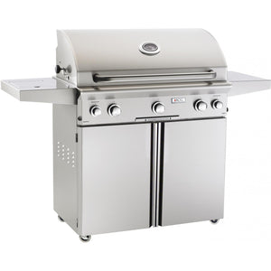 American Outdoor Grill L-Series 36-Inch 3-Burner Freestanding Gas Grill - Fireplace Choice