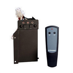 Dimplex 3-Stage Remote Control Kit For BF Fireboxes - BFRC-KIT - Fireplace Choice