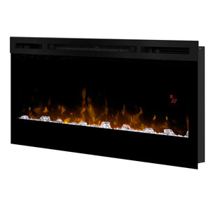 "Dimplex Prism Series 34"" Linear Electric Fireplace - BLF3451 - Fireplace Choice"