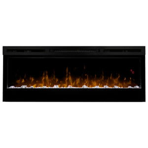 "Dimplex Prism Series 50"" Linear Electric Fireplace - BLF5051 - Fireplace Choice"