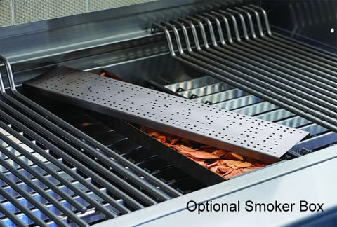 Image of Broilmaster 34-Inch Stainless Steel Built-In Gas Grill - BSG343 - Fireplace Choice