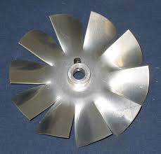 "Buck Rear Fan Blade 3"" (PE-400180) - Fireplace Choice"
