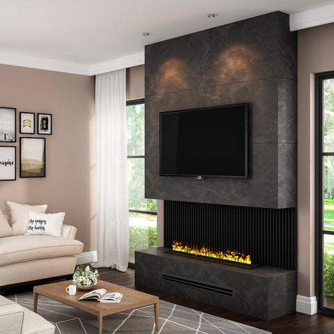 "Dimplex 40"" Opti-myst® Built-in Electric Fireplace Cassette Insert - CDFI1000-PRO - Fireplace Choice"
