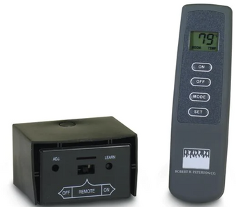 Real Fyre Deluxe On/Off Remote Receiver/Transmitter - RR-2A