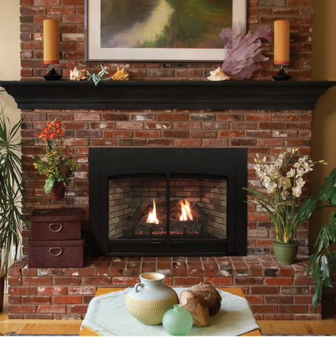 Empire Innsbrook Direct-Vent Clean Face Traditional Fireplace Insert - Fireplace Choice