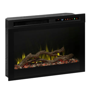 "Dimplex 26"" Multi-Fire XHD Plug-in Electric Firebox 