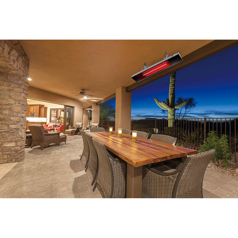 Image of Dimplex Indoor/Outdoor Infrared Heater - DIR15A10GR - Fireplace Choice