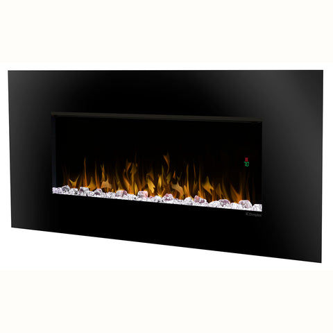 "Image of Dimplex Contempra 52"" Wall Mount Electric Fireplace - Fireplace Choice"