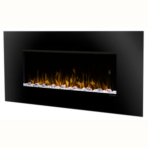 "Dimplex Contempra 52"" Wall Mount Electric Fireplace - Fireplace Choice"